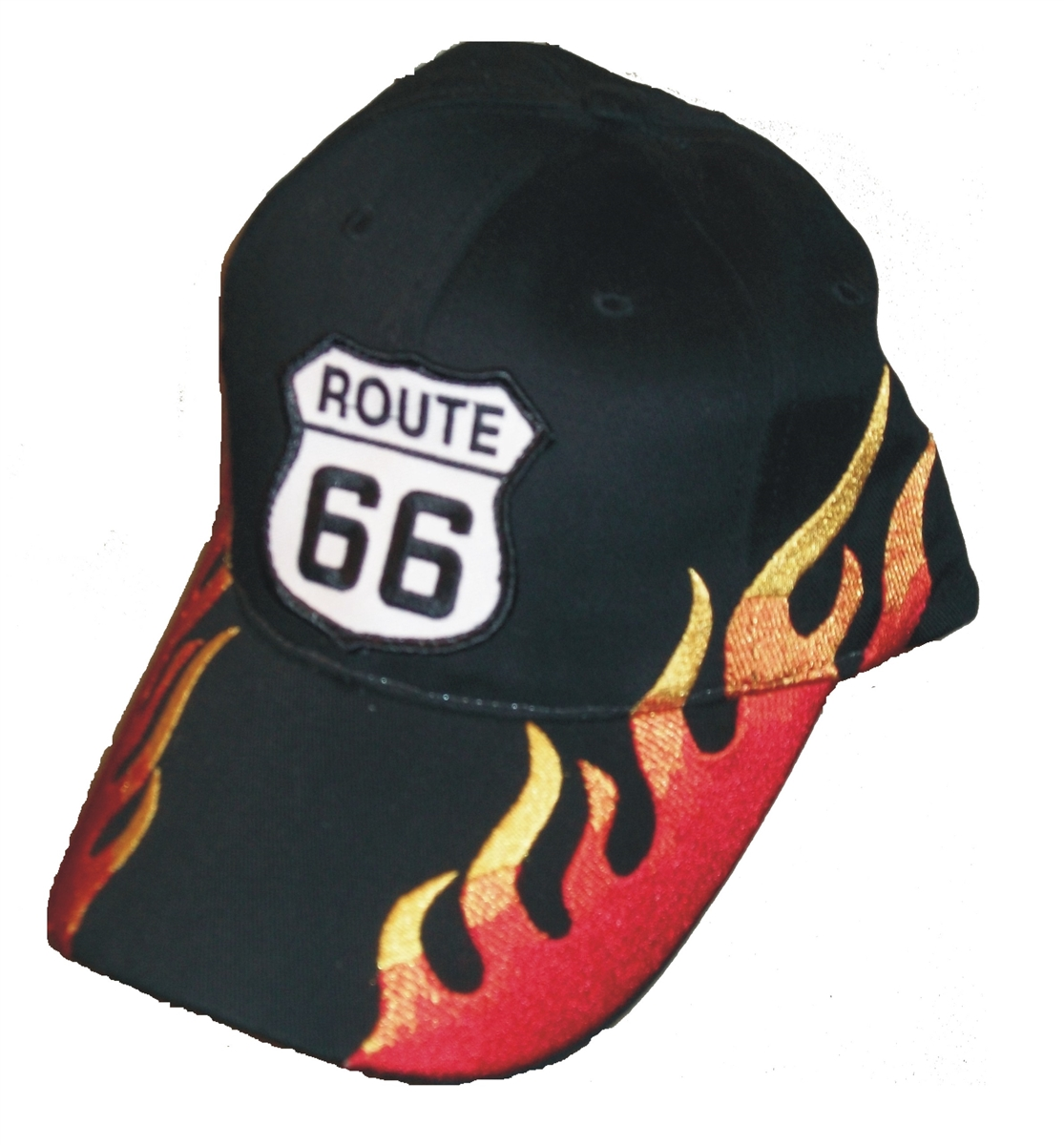 1bbeb676 #687639/11501 - ROUTE 66 Flame fire cap