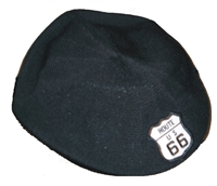 #6877/hD21401 - ivy league cap (hat) with ROUTE 66