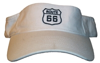 #6888/15139 ROUTE 66 visor w ROUTE 66 6888