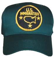 US IMMIGRATION cap