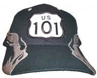 US 101 flame cap