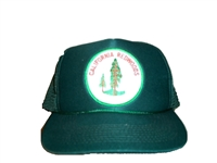 #CA085025/11150 - CA REDWOODS on mesh back cap