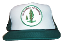 CALIFORNIA REDWOODS cap - 0111-50/39/50 w CA-08
