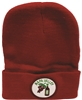 NAPA VALLEY wine & grapes knit beanie