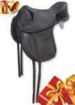 Barefoot Lexington Treeless Dressage Saddle Size 2