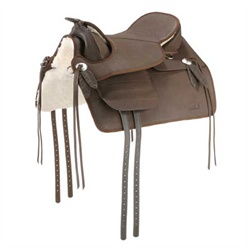 Barefoot Nevada Western Treeless Saddle