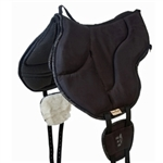 Barefoot Ride-On Bareback Pad - Child - Pony