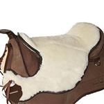 Barefoot Sheepskin Seat Cover - Western