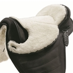 Barefoot Sheepskin Seat Cover - English