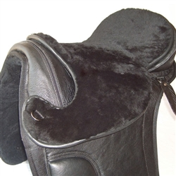 Barefoot London Sheepskin Seat Cover