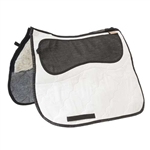Barefoot Wellington Square Dressage Special Saddle Pads