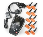 ATEQ HUF Intellisens TPMS Diagnostic Relearn Programming Tool Kit DT41