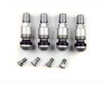 Huf IntelliSens RDV021 Silver Metal Valve Stem Replacement Set