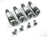 Audi OEM TPMS Replacement Valve Stem Set