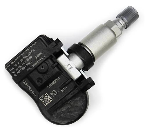 TPMS Replacement for Kia Hyundai SSHENG TPMS Sensor,52933-D4100 Tire Pressure Sensor,52933-F2000 433MHz Tire Pressure Monitoring System 1-Pack