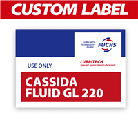 Cassida Custom Labels