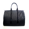 Quilted Luxe JL Duffel Tote