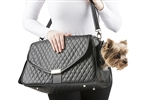 Siera Black Quilted