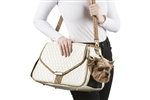 Siera Ivory Quilted