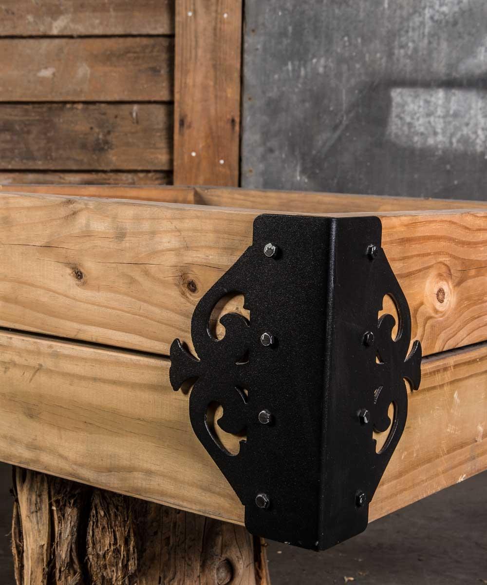 Garden Box Kit DIY Planters Build Your Own