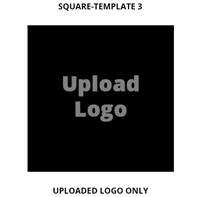 Custom Sign Square Template 3