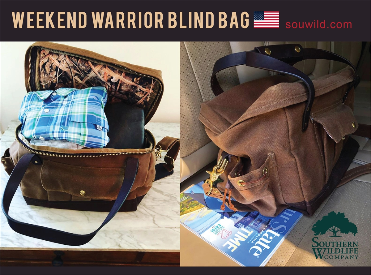 Weekend Warrior Bag