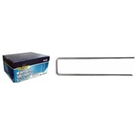 "6"" Square Seaming Staples, 9 ga., 1000 ct. box"