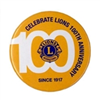 Button Badge Centennial