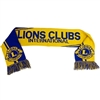 Lions Winter Scarf