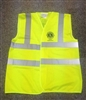 High Viz Jackets (Yellow)