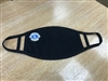 Lions Logo Face Mask - Black