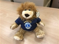 Toy Lion with Personalised T-Shirt
