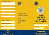 Young Leaders In Service - Log Books