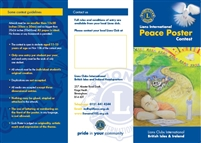 Peace Poster Competition