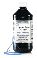 Liquid Zinc Assay (8 fl oz)