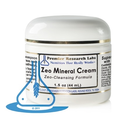 Zeo Mineral Cream (1.5 fl oz)