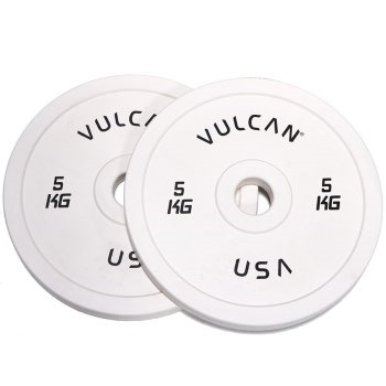 5 kg V-Lock Olympic Weightlifting Rubber Disc