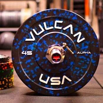 Alpha Bumper Plate Pairs