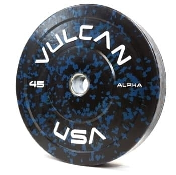 Alpha 45lb Bumper Plate Pair - SOLD OUT