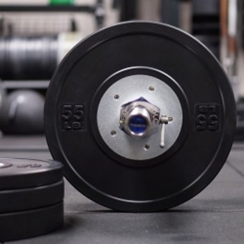 Competition Black Bumper Plates |Vulcan Strength