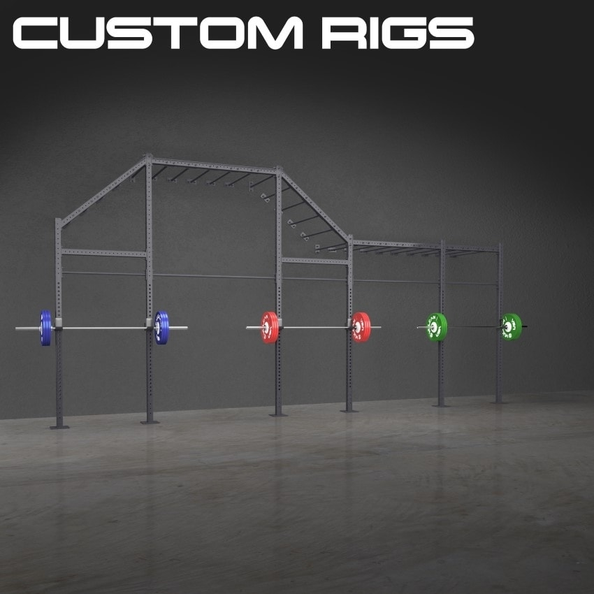 Buy custom pull up rigs for crossfit gyms vulcan strength wall
