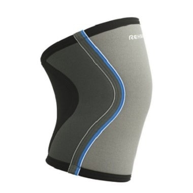 Rehband Knee Sleeve 5 mm RX Gray
