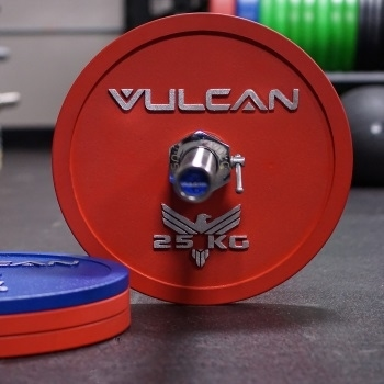 Absolute Calibrated Kg Steel Plates Vulcan