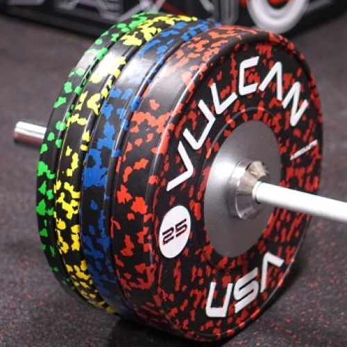 10kg Absolute Training Bumper Plate Pair - PRE ORDER [SOLD OUT]
