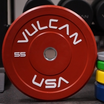 500 lb Color Bumper Plates Set