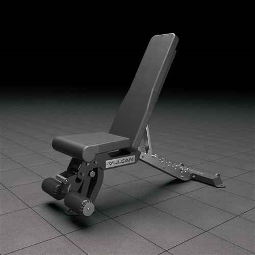 Vulcan Flat-Incline-Decline Bench
