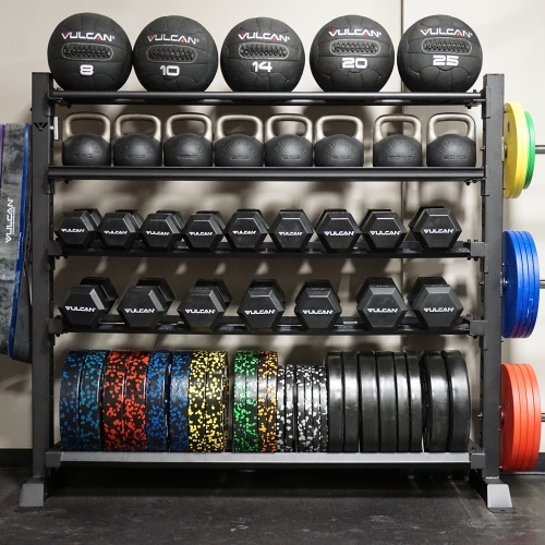Mass Storage for Equipment 70""