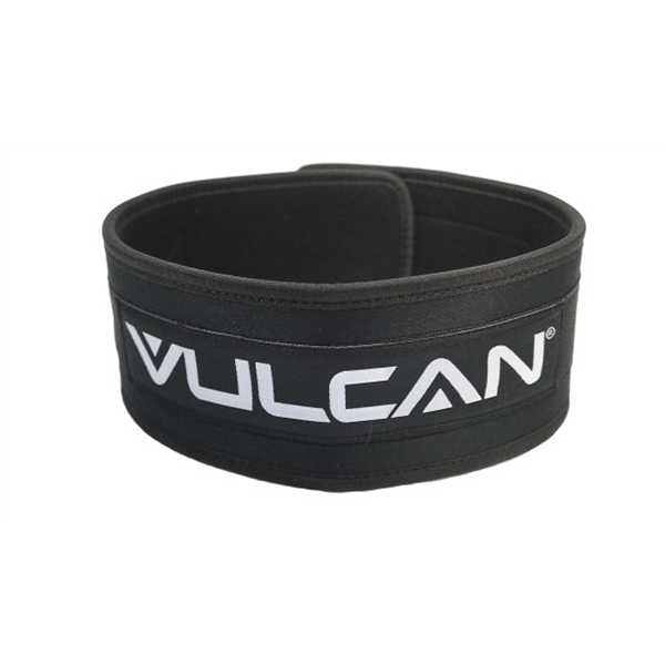 "Vulcan 4"" Nylon Weightlifting Belt"