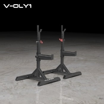 Adjustable Olympic Squat Stands
