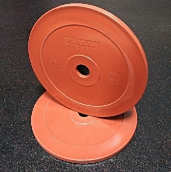 Vulcan 2.5kg Technique Plates